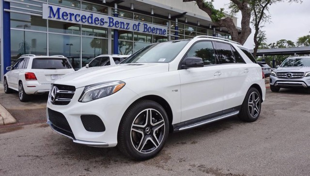 New 2017 Mercedes Benz Gle Gle 43 Amg Suv Suv In Boerne