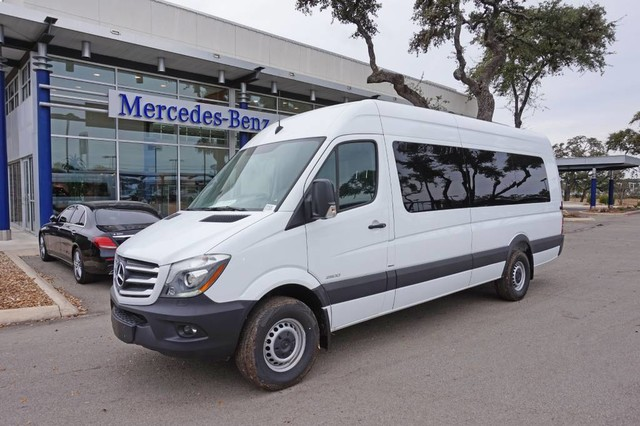 New 2016 mercedes benz sprinter 2500 extended cargo van for 2016 mercedes benz sprinter extended cargo van