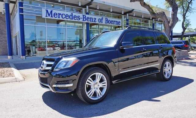 Certified pre owned 2014 mercedes benz glk glk350 suv in for Mercedes benz boerne service