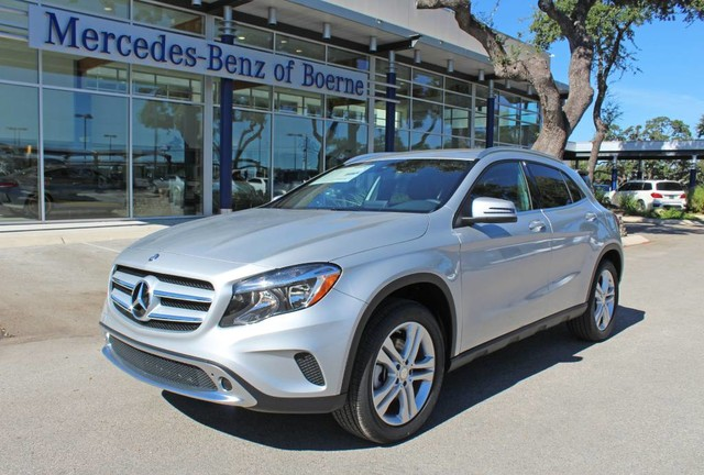 New 2017 mercedes benz gla gla250 suv in west boerne for 2017 mercedes benz gla250 suv